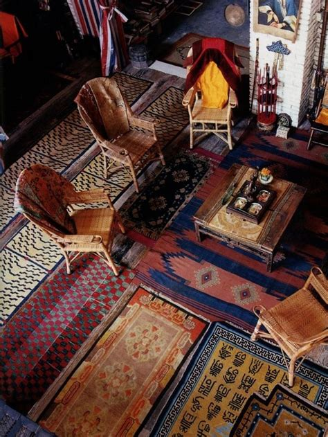 Rugs And Home Design Layered Rugs