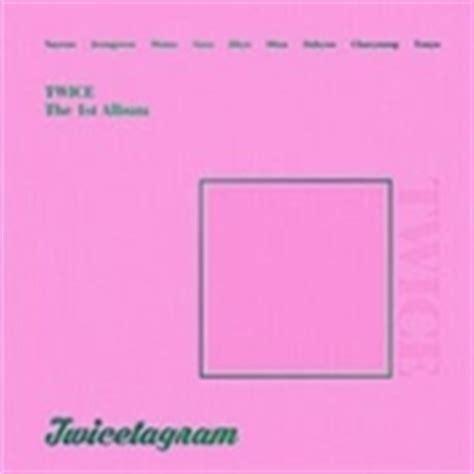 1st Album Twicetagram タワーレコード オンライン cd 映像 本 グッズの通販