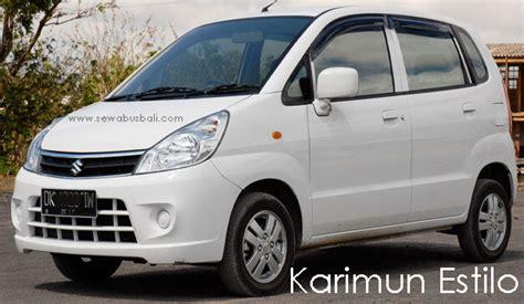 Tv Mobil Karimun Estilo sewa mobil karimun solusi mudah untuk car rental atau sewa mobil murah di bali
