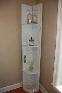 Decoupage Bookcase 10 Creative Door Repurpose Ideas Hative
