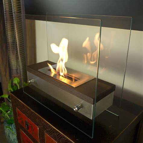 Nu Tabletop Fireplace by Nu Foreste Ardore Portable Decorative Ethanol