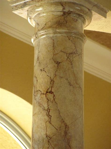 faux painted columns faux finishing marble painted columns columns and marbles