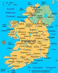 Ireland Map Europe by Maps Ireland Map Maps Of Ireland Europe