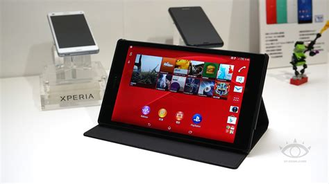 Sony Xperia Z Tablet Compact lte 版本 12 月上市 sony xperia z3 tablet wi fi 32gb 售價為新台幣