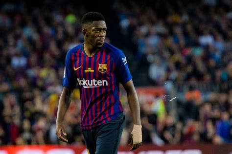 ousmane dembélé goals for barcelona arsenal transfer news ousmane dembele in contact with