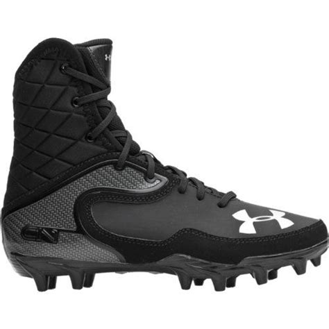 youth football shoes boy s armour highlight molded cleat football