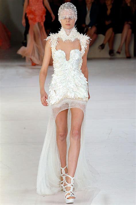 wedding reception dress by mcqueen