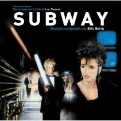 eric serra subway subway eric serra vinyle album achat prix fnac