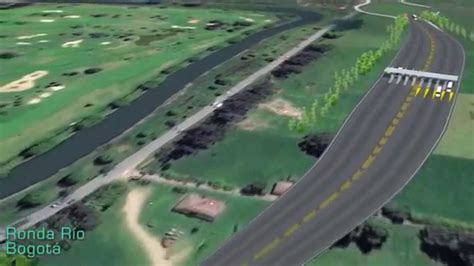 avenida la conejera bogota via expresa la conejera avenida suba cota youtube