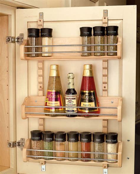 diy spice rack bunnings the 25 best door mounted spice rack ideas on