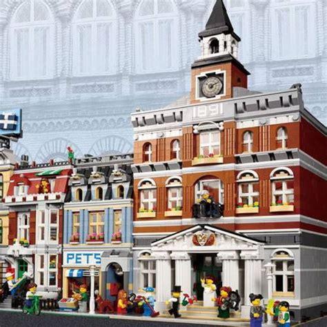 building creator creator building town lego 10224 lepin 15003