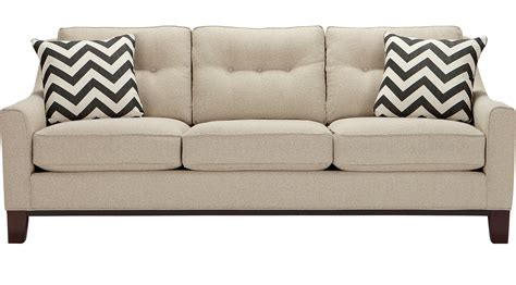 beige futon sofa bed 0 00 hadly beige sofa classic contemporary synthetic
