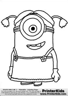 girl minion coloring page how to draw stuart the minion dressed as a girl from