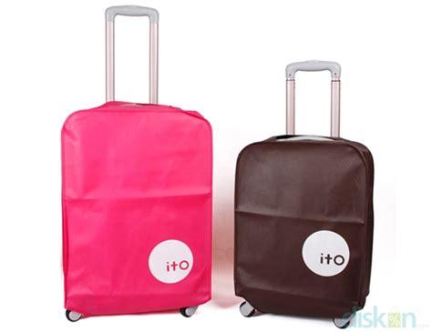 Luggage Cover Cover Pelindung Koper Ito 20 A177 Terlaku diskon luggage cover ito yogyakarta jagonya diskon