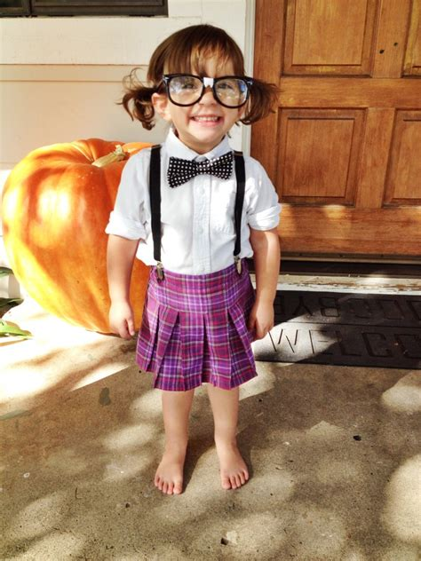 homemade nerd costume ideas easy inexpensive adorable diy halloween costumes for
