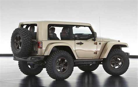 jeep wrangler 2017 release date 2017 jeep wrangler price release date engine interior