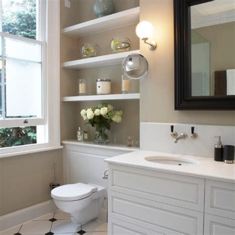 shelving ideas for bathrooms countertop shelves bathroom toto aquia ii bathroom