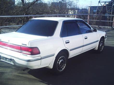 1990s Toyota 1990 Toyota Corona Pictures