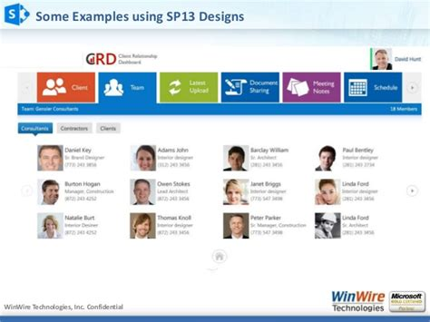 sharepoint layout design exles wired2win webinar design deploy great looking portals