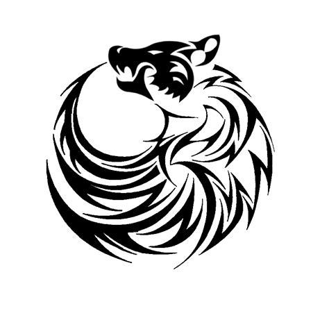 tribal wolf tipps tattoo bewertung de