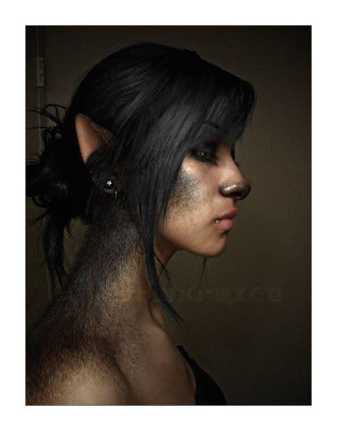 chrisspy werewolf tutorial werewolf makeup female mugeek vidalondon