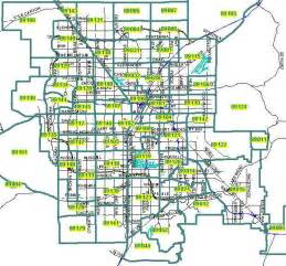 Zip Code Search Map by Las Vegas Zip Codes