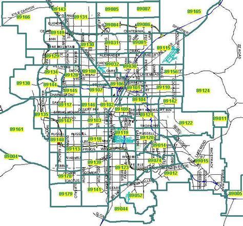 printable zip code map of las vegas image gallery las vegas zip codes