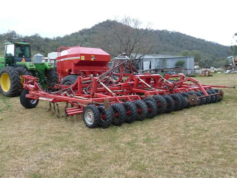 Pasture Planter by 8m Horsch Air Seeder With Large Seed Cart Machinery