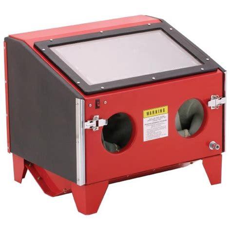 Black Friday Grizzly G0473 Benchtop Sandblast Cabinet Sandblast Cabinets For Sale