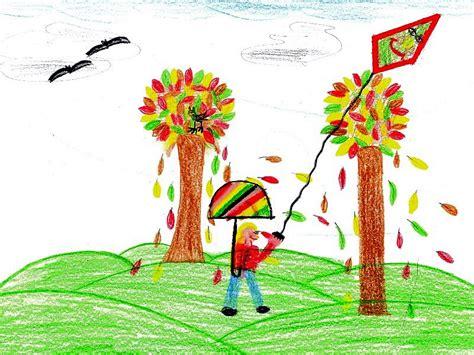 Gemalte Bilder Kindern by Bild