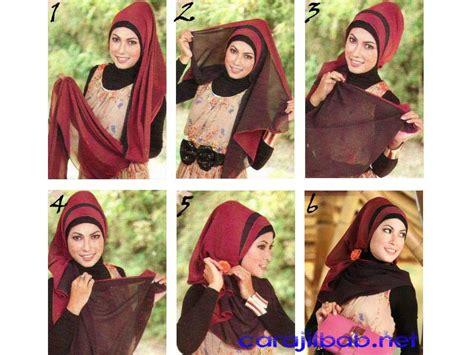 tutorial hijab arabian modern hijab tutorial arabian style hijabiworld
