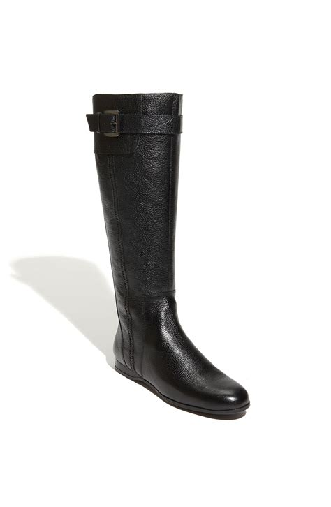 enzo boots enzo angiolini zayra boot in black lyst