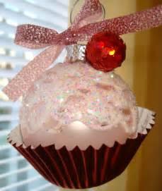 cupcake christmas tree ornament diy fun holiday crafts
