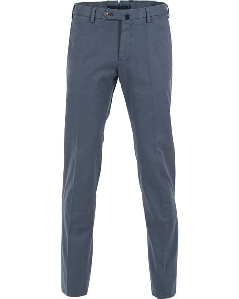 comfort chions incotex slim fit comfort chino blue hos careofcarl no