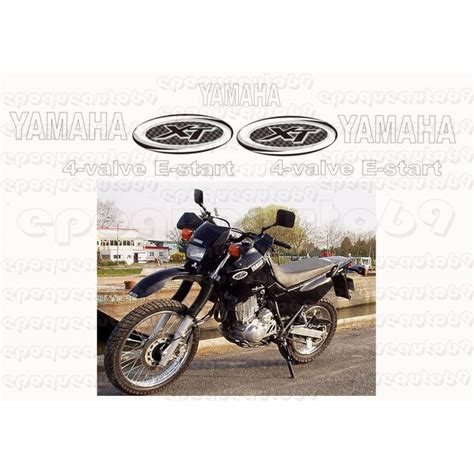 Sticker Yamaha 600 Xt by Autocollants Stickers Yamaha Xte 600 Annee 2000 Epoqueauto69