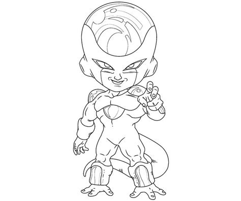 dragon ball z frieza coloring pages frieza coloring pages coloring pages