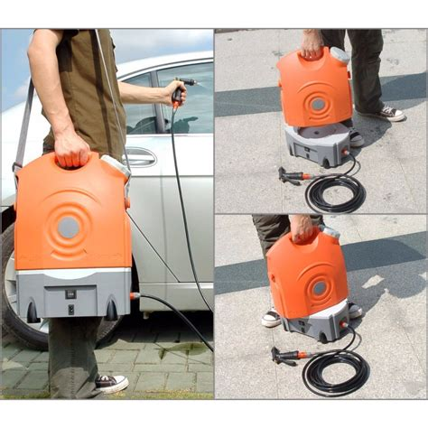 Mesin Steam Motor mesin steam jet cuci motor mobil portable 60w 130psi gfs c1 orange jakartanotebook