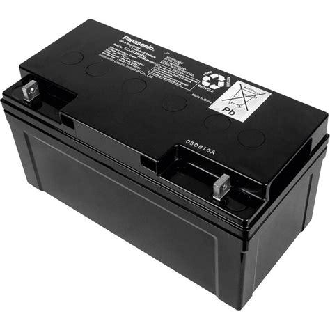 Baterai Vrla vrla 12 v 65 ah panasonic 12 v 65 ah lc x1265pg from