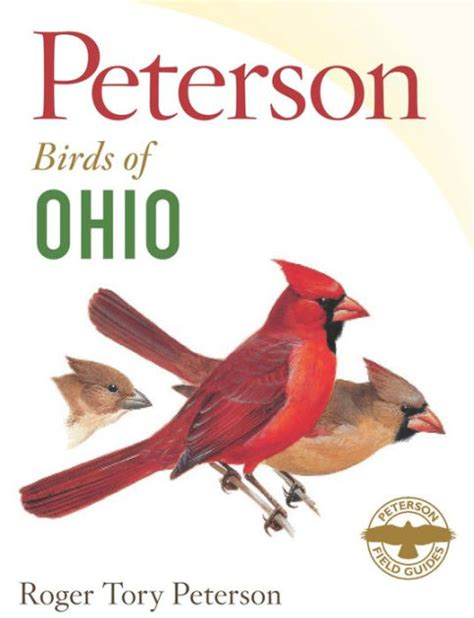 peterson field guide to birds of ohio by roger tory
