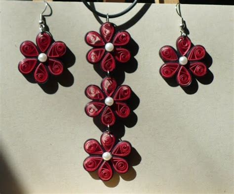 Quilling Paper Jewellery - 25 best ideas about paper quilling jewelry on