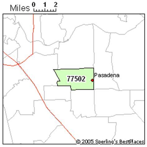 pasadena texas zip code map best place to live in pasadena zip 77502 texas
