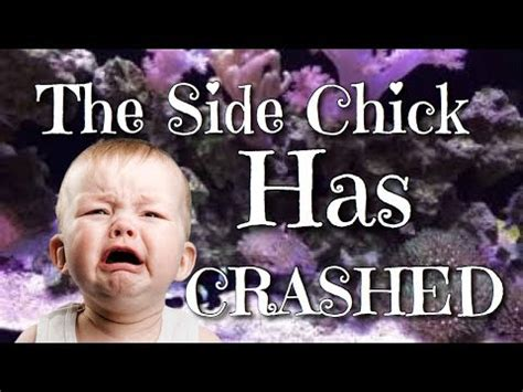 watch heres what happens when your side chick crashes the side chick tank crash what happens next youtube