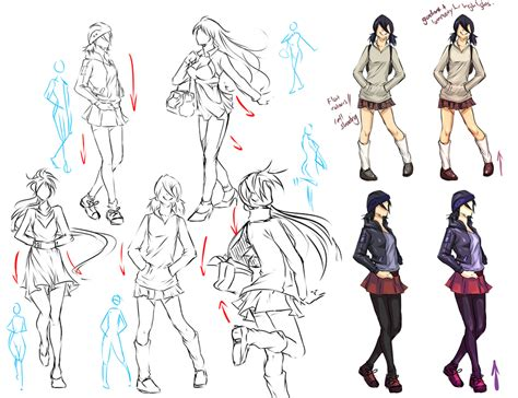 anime poses anime poses pose reference and anime on pinterest