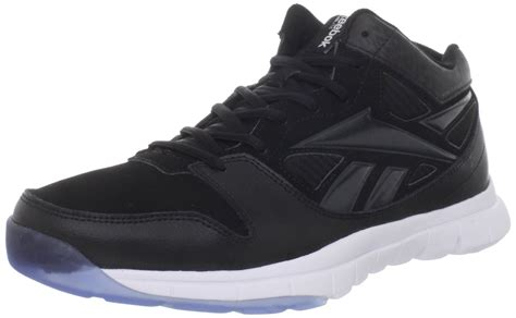 s reebok basketball shoes reebok reebok mens sublite basketball shoe in black for