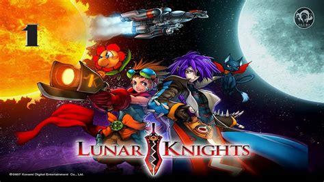 lunar knits lunar knights gameplay walkthrough part 1