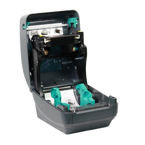 Soluwan Imprimante Codes Barres De Bureau Zebra Gk420t Imprimante De Bureau