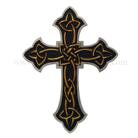 new celtic irish decorative wall cross 9043 ebay