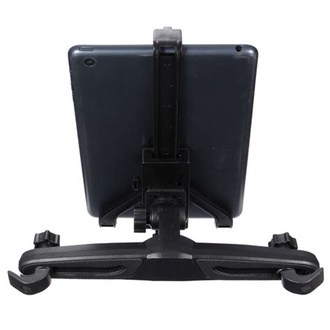 universal car seat tablet holder universal car back seat headrest mount holder for 2 3