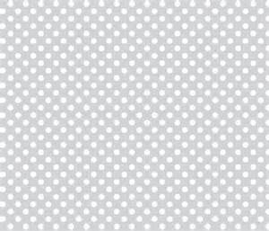 Polka dots 2 light grey and white misstiina spoonflower