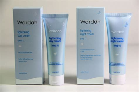 Pemutih Wardah Step 1 toko kosmetik dan bodyshop 187 archive wardah lightening day step 1